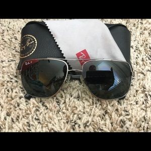 960742c7620 Ray-Ban Accessories - Men s Polarized Ray-Ban RB3483